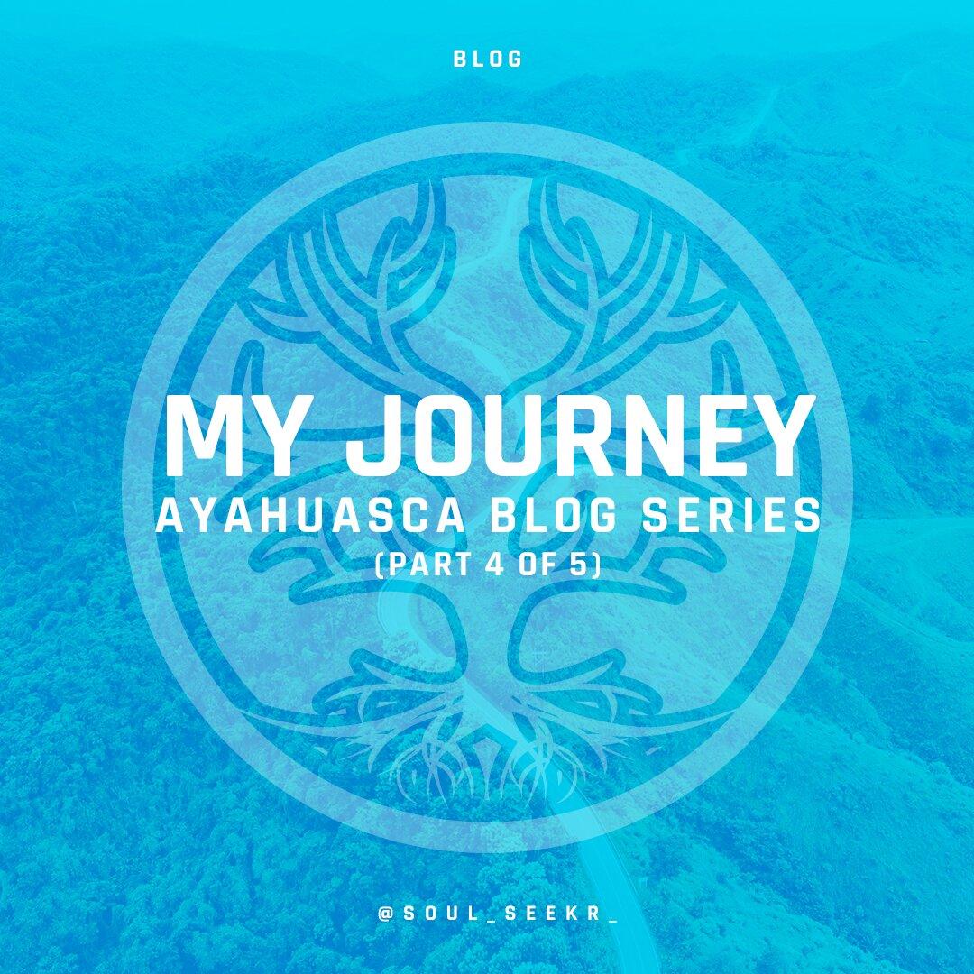Ayahuasca Journey: MY JOURNEY(Part 4 of 5)