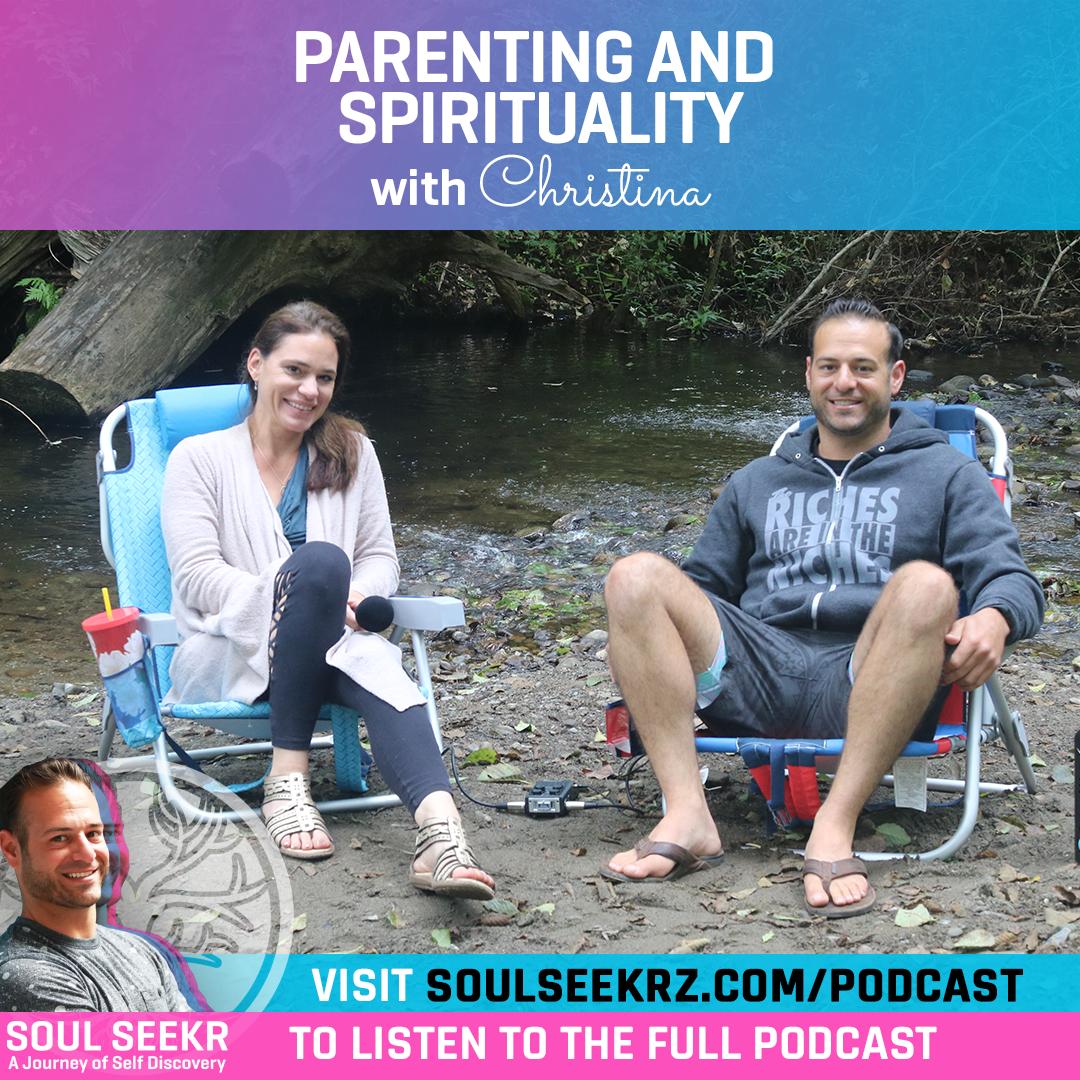 Pod #4: Balancing Spirituality & Materialism w/ Christina G.