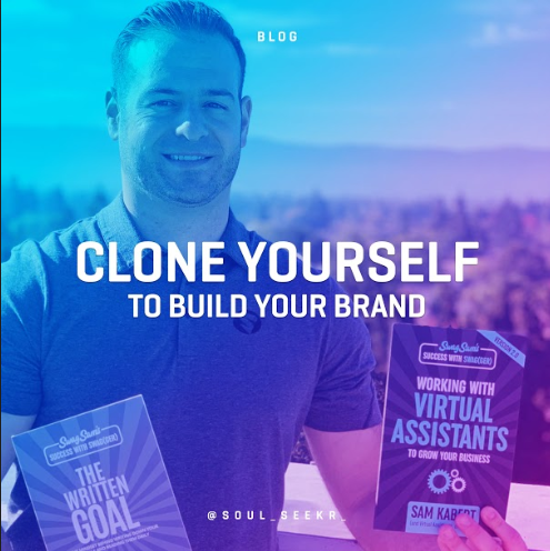 Clone Yourself to Build Your Brand
