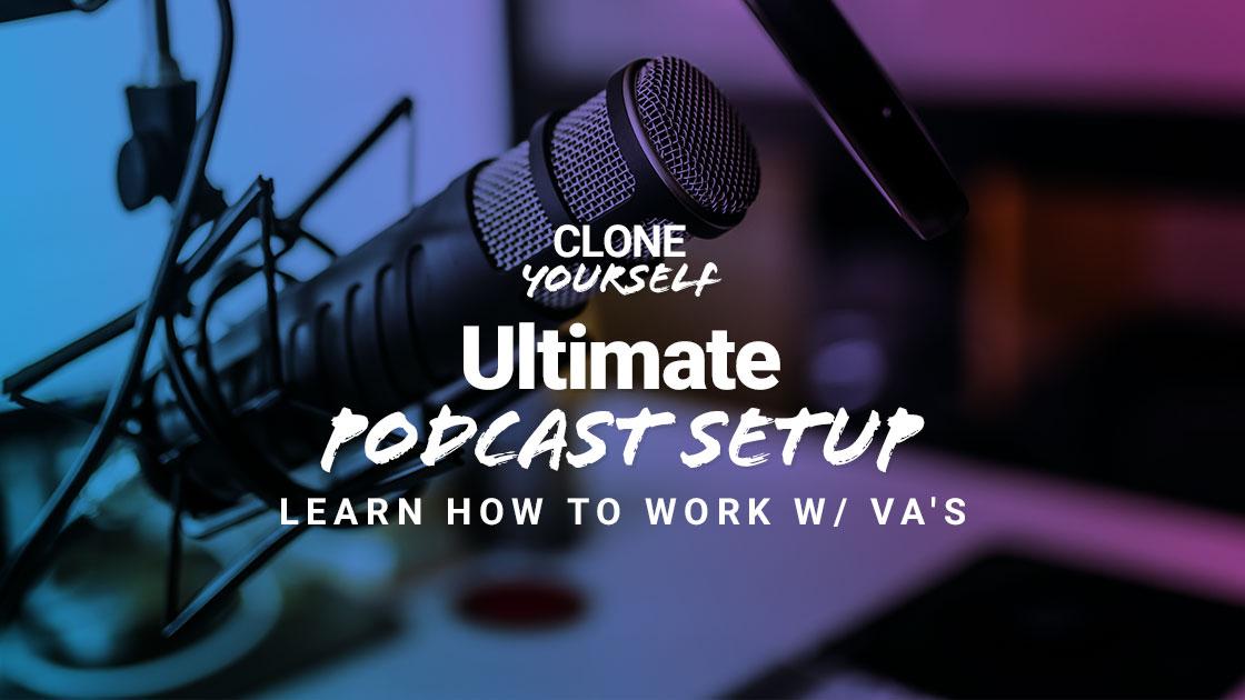 Ultimate Podcasting Setup