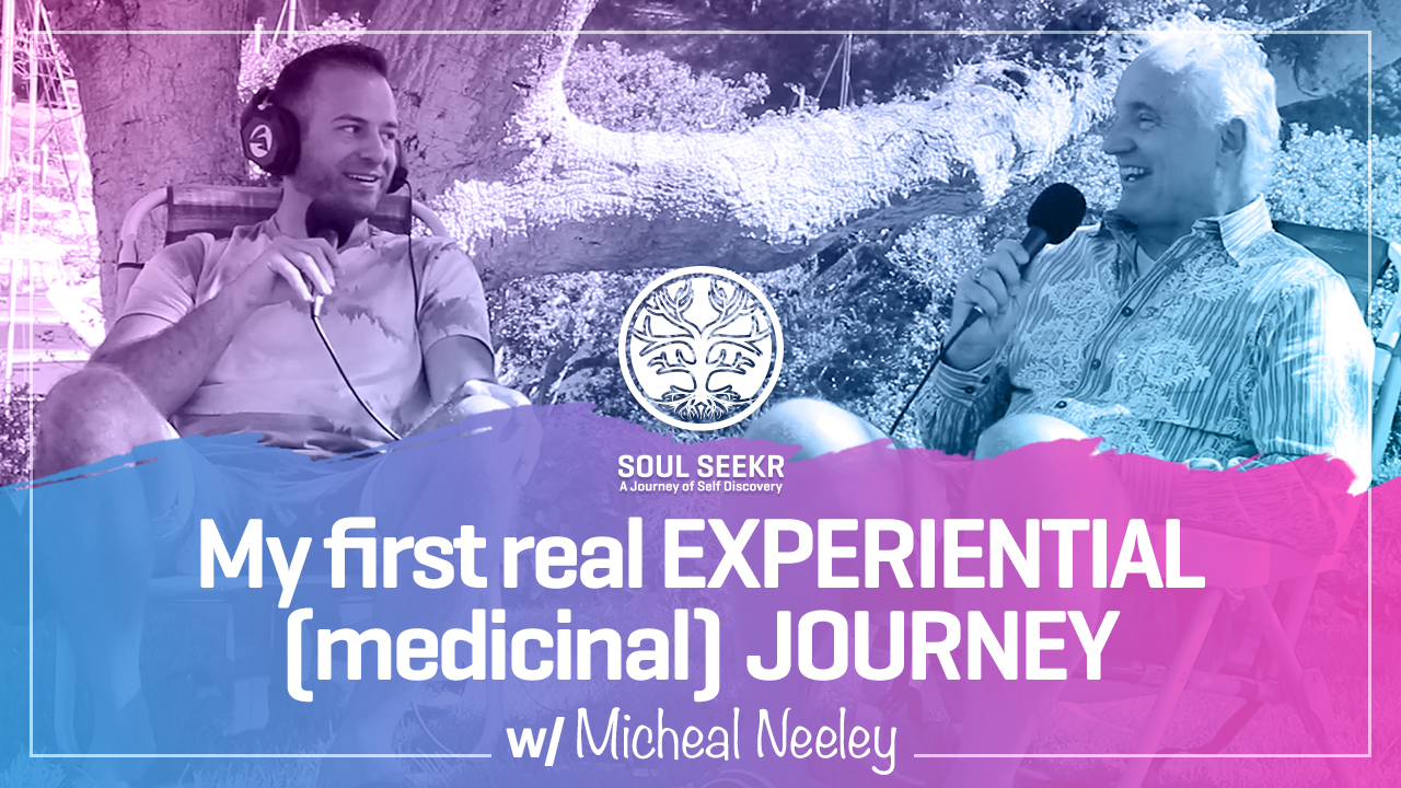 Pod #8: Consciously Speaking with Michael Neeley