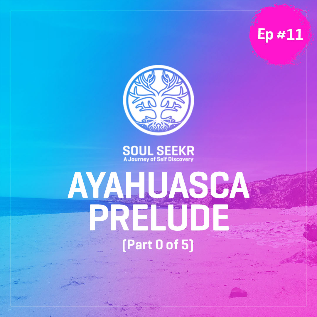 #11: Ayahuasca Prelude (from Blog Series)