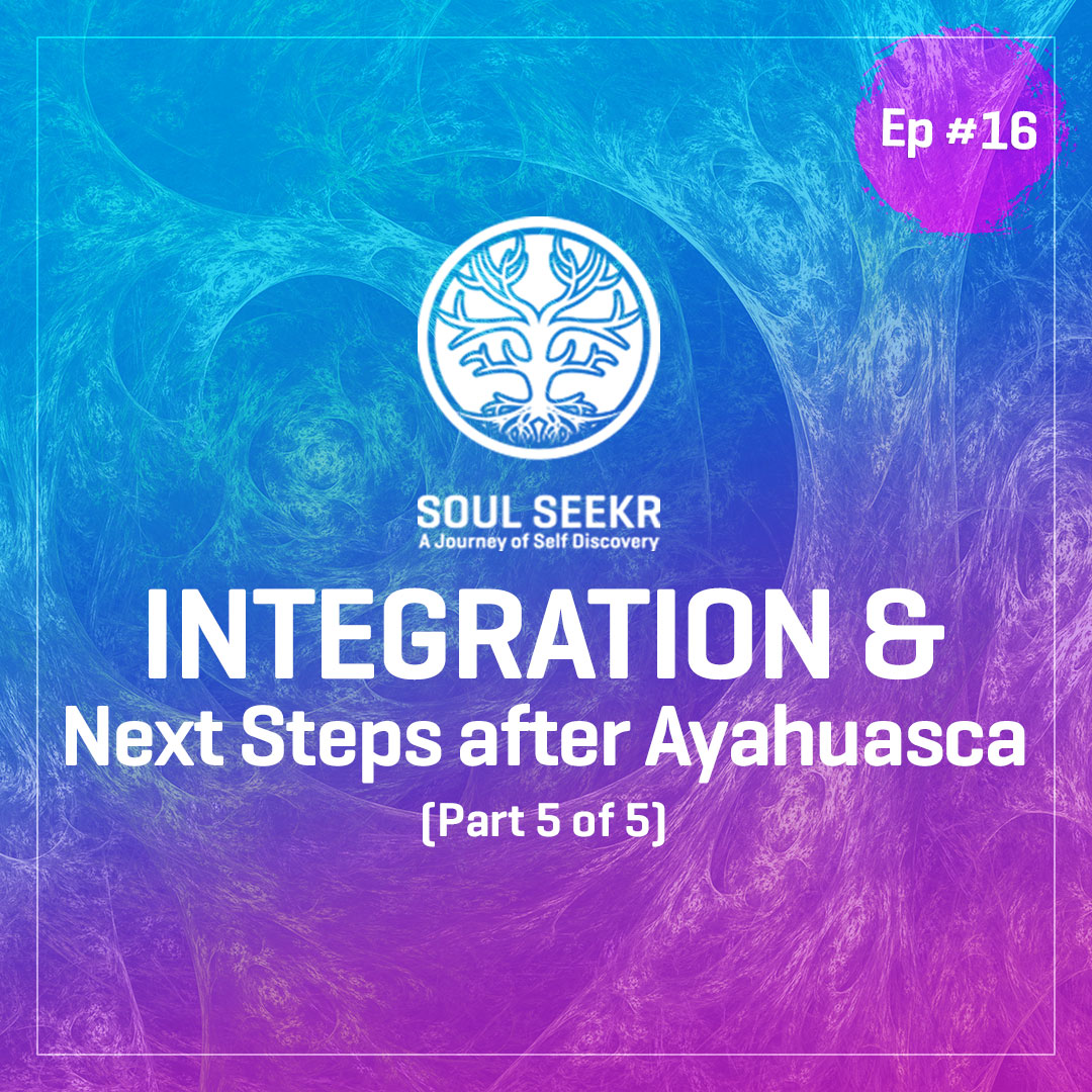 #16: Integration and Next Steps After Ayahuasca (from Blog series)