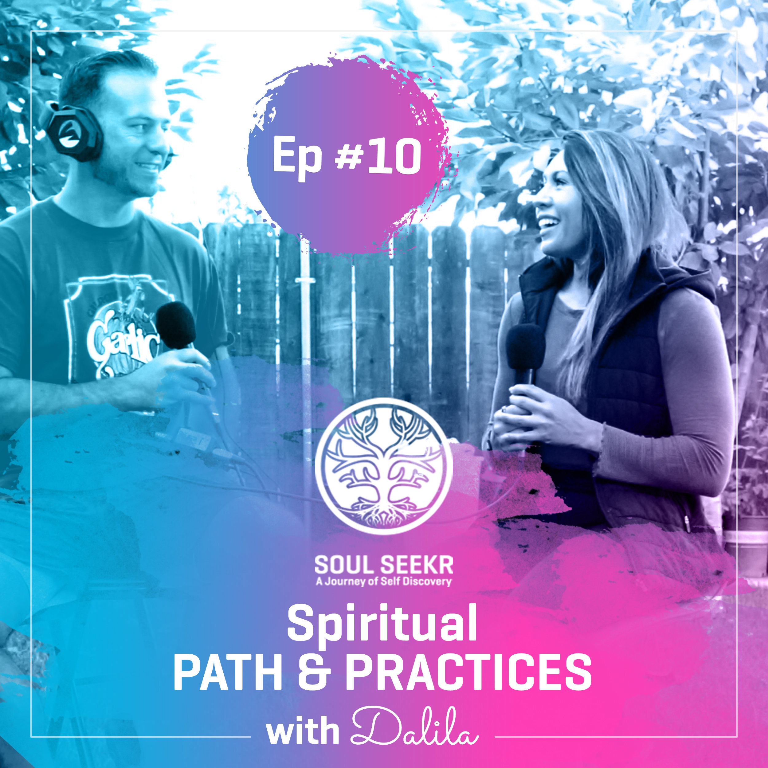 Pod #10: The 10 Yard Line of Consciousness with Dalila