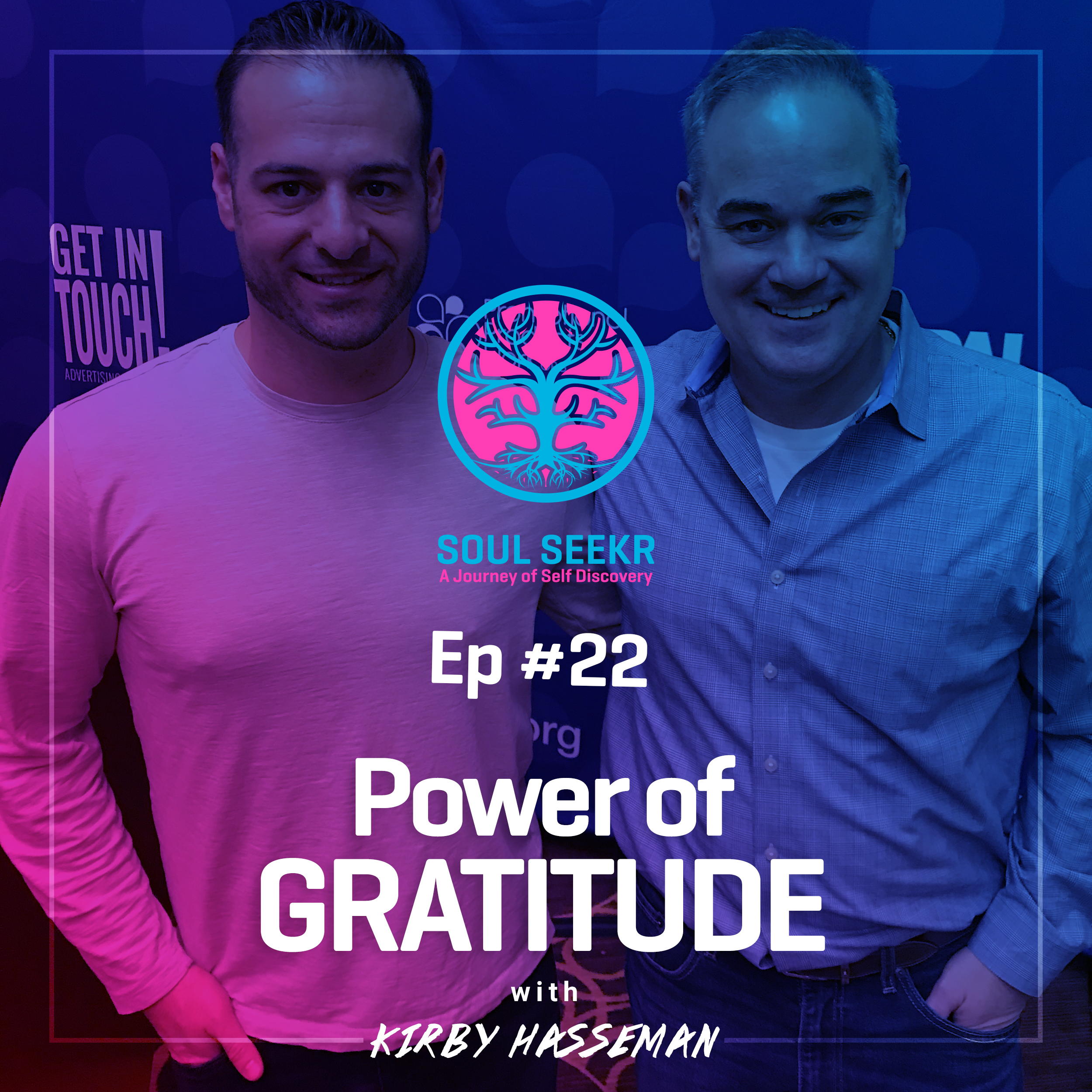 #22: The Give First Economy with Kirby Hasseman