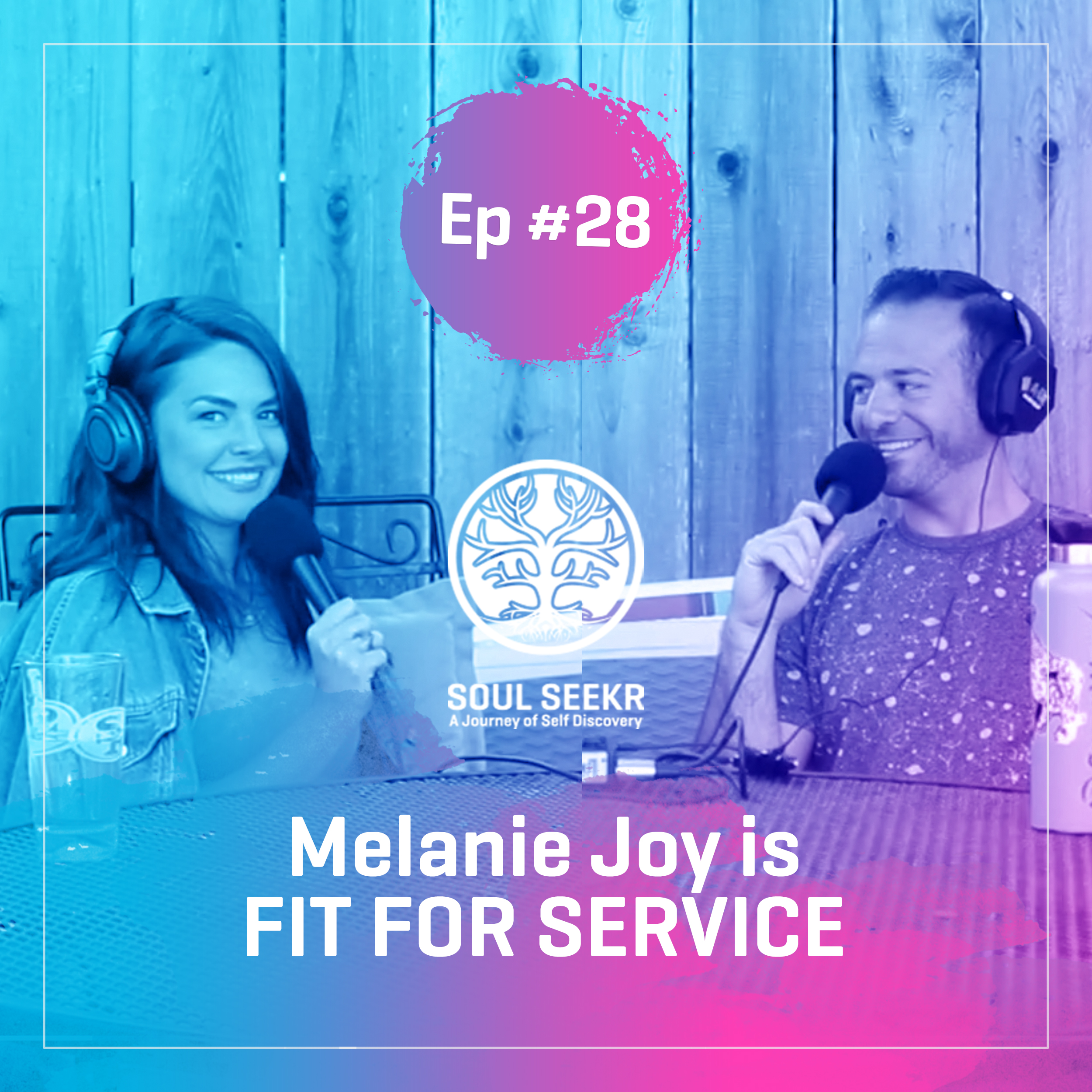 #28: Melanie Joy is Fit for Service