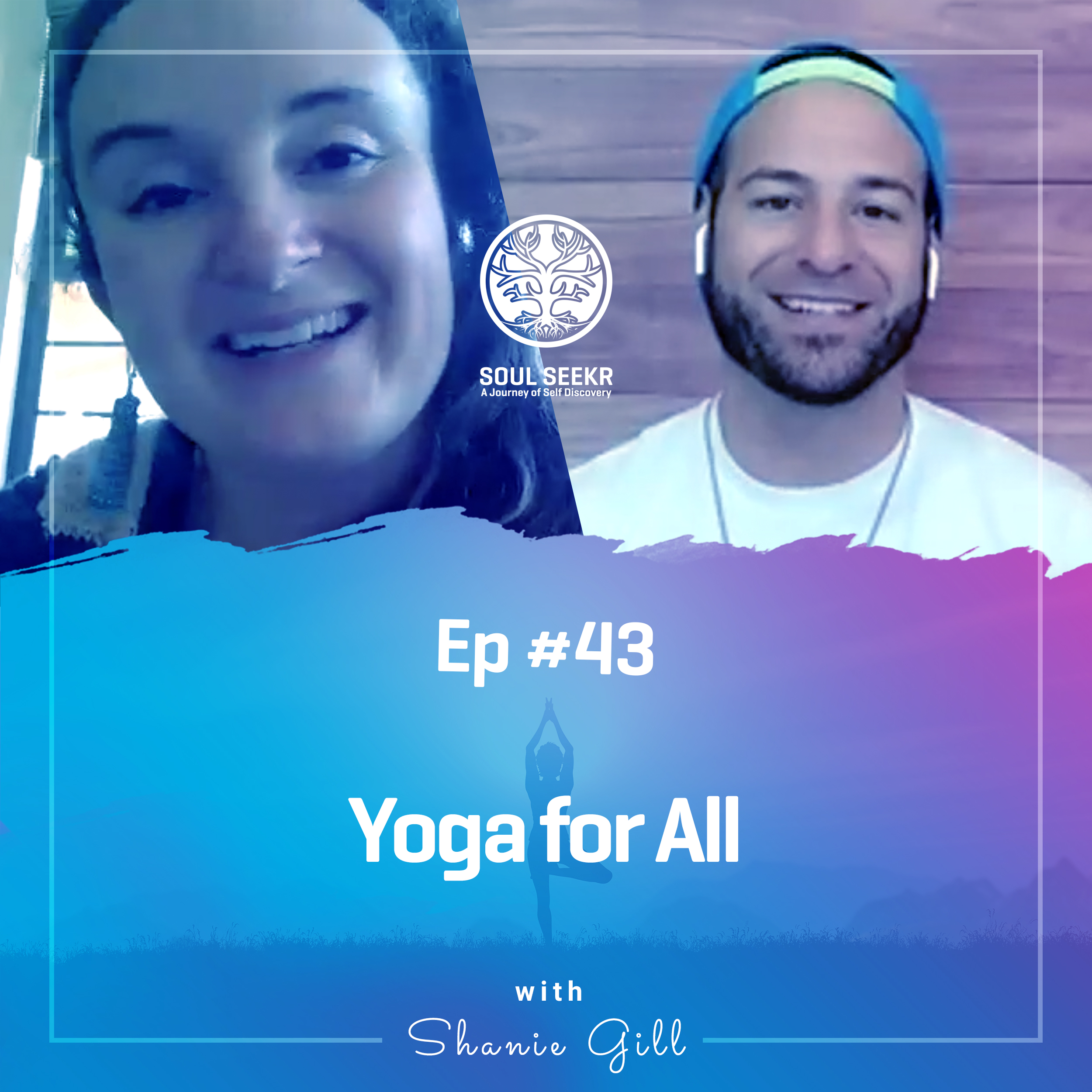 #43: Yoga for All with Shanie Gill