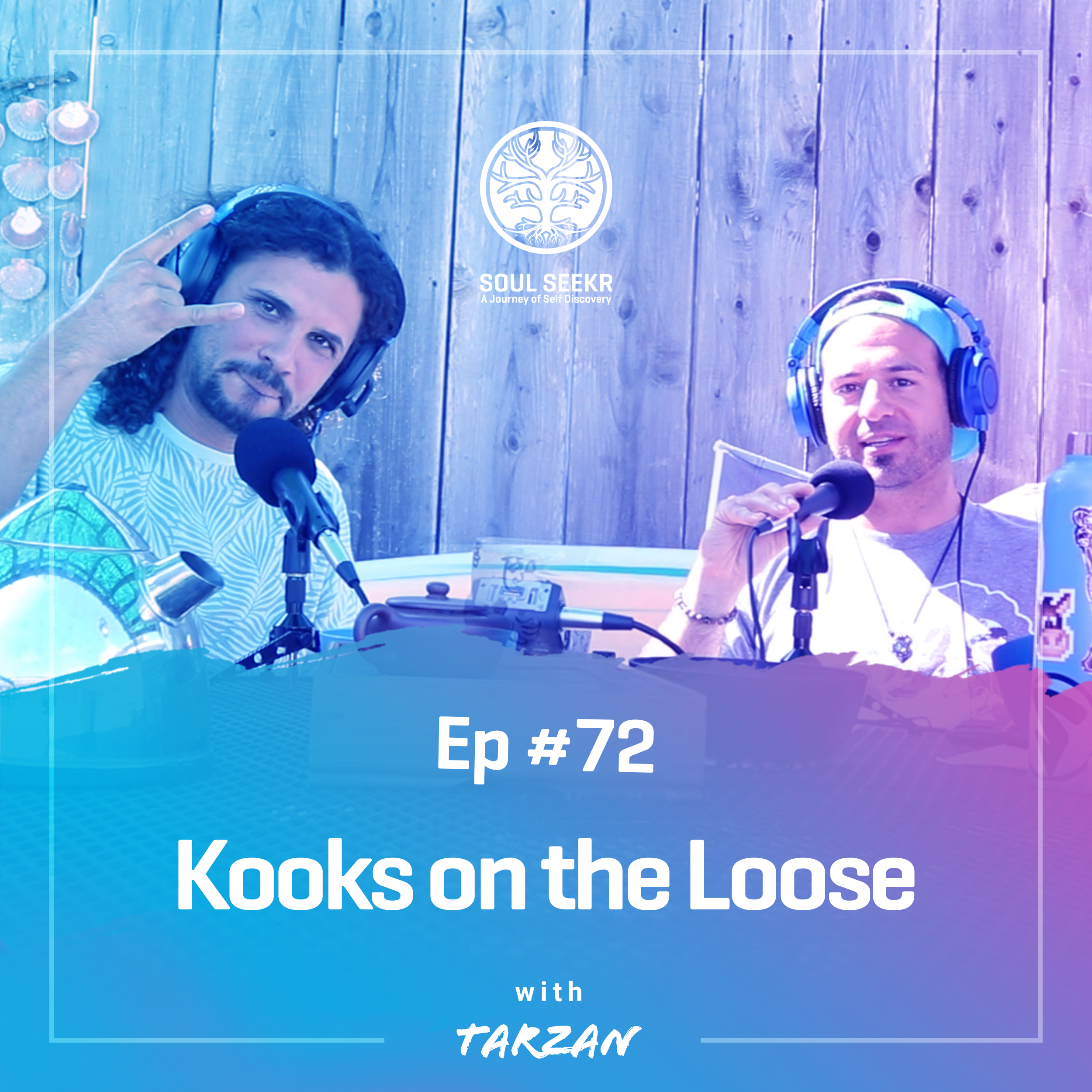 #72: Kooks on the Loose with Tarzan