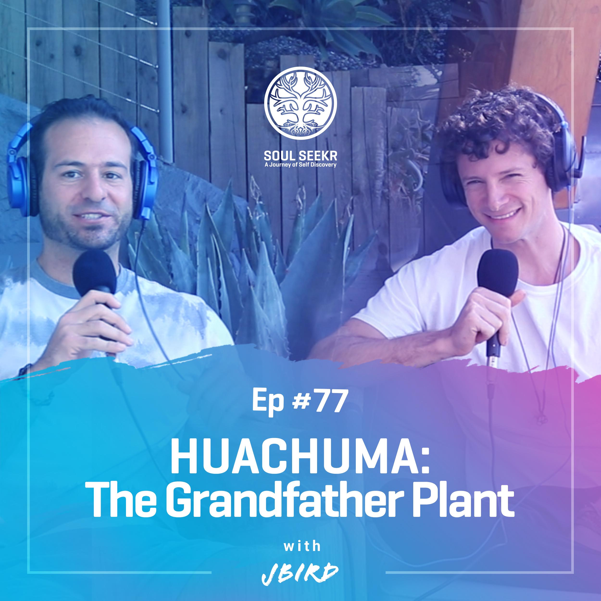 #77: Huachuma: The Grandfather Plant with Jbird