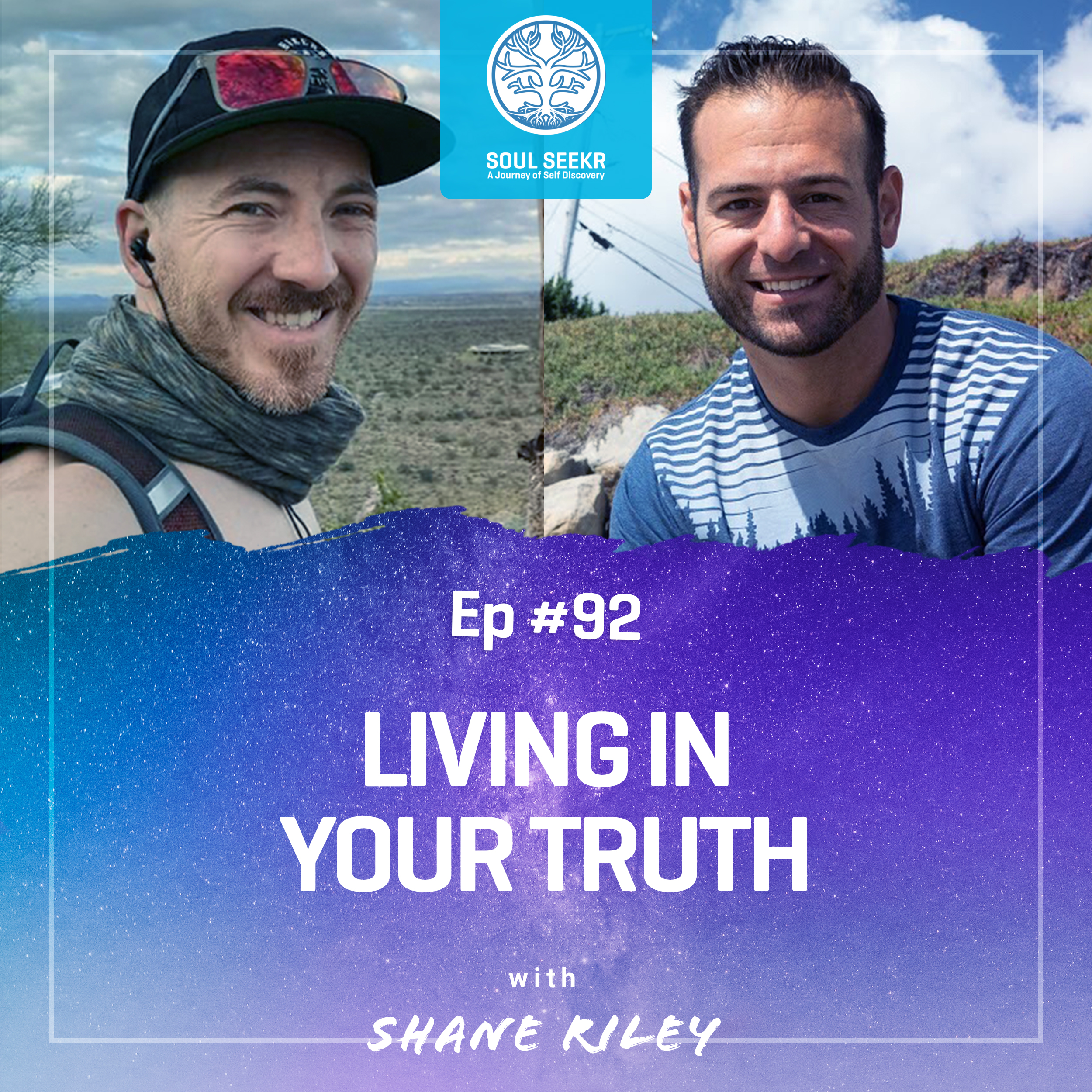 #92: Living in Your Truth with Shane Riley