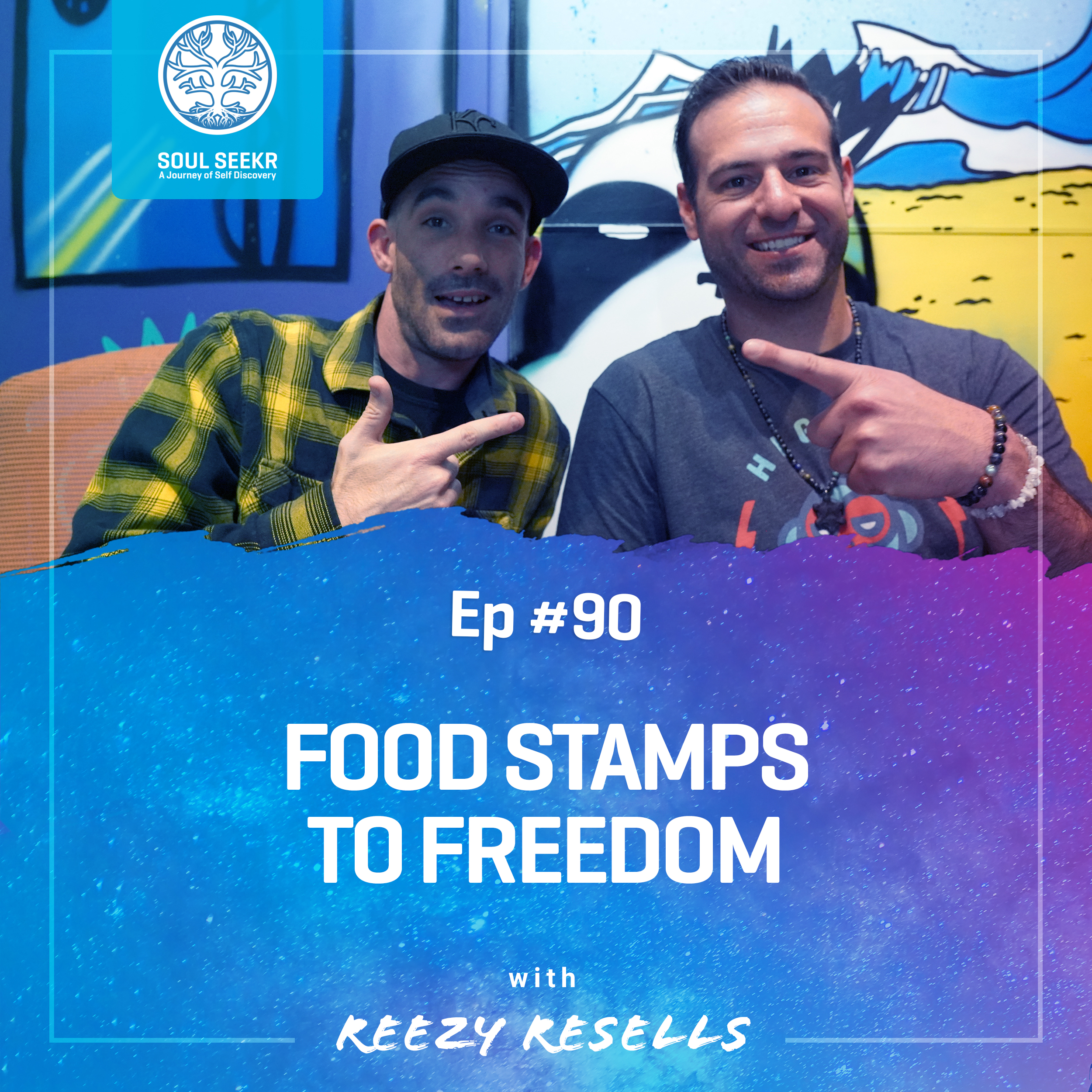 #90: Food Stamps to Freedom with Reezy Resells